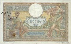 100 Francs LUC OLIVIER MERSON sans LOM FRANCE  1920 F.23.12 TB+