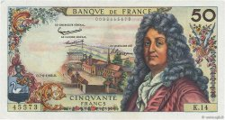 50 Francs RACINE FRANCE  1962 F.64.01 SUP