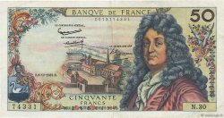 50 Francs RACINE FRANCE  1962 F.64.03 TB+