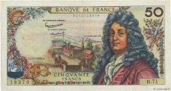 50 Francs RACINE FRANCE  1963 F.64.06 TB