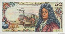 50 Francs RACINE FRANCE  1963 F.64.06 TTB+