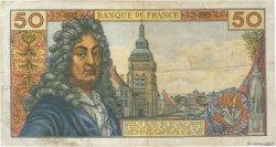 50 Francs RACINE FRANCE  1964 F.64.07 TB