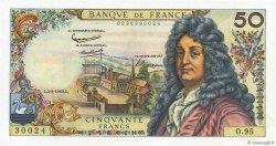 50 Francs RACINE FRANCE  1965 F.64.08 SUP+