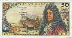 50 Francs RACINE FRANCE  1969 F.64.13 TTB