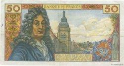 50 Francs RACINE FRANCE  1969 F.64.15 TB+