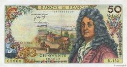 50 Francs RACINE FRANCE  1969 F.64.15 TTB+