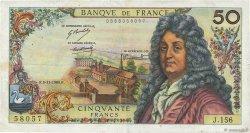 50 Francs RACINE FRANCE  1969 F.64.15 TTB