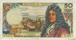 50 Francs RACINE FRANCE  1970 F.64.16 B+