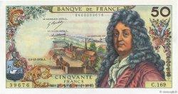 50 Francs RACINE FRANCE  1970 F.64.17 SUP+