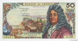 50 Francs RACINE FRANCE  1972 F.64.20 SPL+