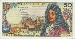 50 Francs RACINE FRANCE  1973 F.64.23 TTB