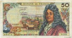 50 Francs RACINE FRANCE  1973 F.64.24 TB