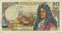 50 Francs RACINE FRANCE  1975 F.64.30 TB