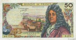 50 Francs RACINE FRANCE  1975 F.64.30 TB+
