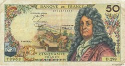 50 Francs RACINE FRANCE  1976 F.64.33a B