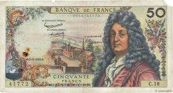 50 Francs RACINE FRANCE  1962 F.64.02 pr.B