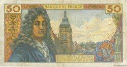 50 Francs RACINE FRANCE  1969 F.64.14 B