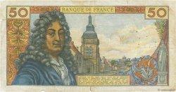 50 Francs RACINE FRANCE  1971 F.64.19 B