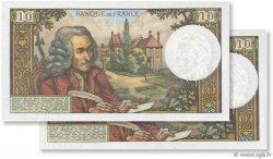 10 Francs VOLTAIRE FRANCE  1963 F.62.05 SPL