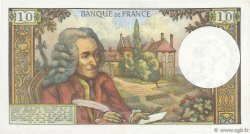 10 Francs VOLTAIRE FRANCE  1972 F.62.59 SUP