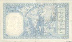 20 Francs BAYARD FRANCE  1919 F.11.04 TTB à SUP