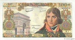100 Nouveaux Francs BONAPARTE FRANCE  1959 F.59.01 pr.SPL