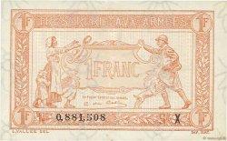 1 Franc TRÉSORERIE AUX ARMÉES FRANCE  1919 VF.04.10 SUP