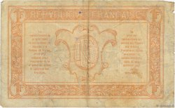 1 Franc TRÉSORERIE AUX ARMÉES FRANCE  1919 VF.04.15 TB