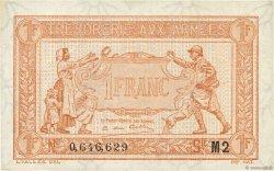 1 Franc TRÉSORERIE AUX ARMÉES FRANCE  1919 VF.04.20 SUP