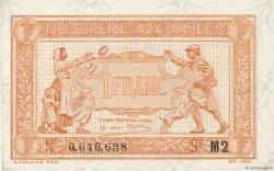 1 Franc TRÉSORERIE AUX ARMÉES FRANCE  1919 VF.04.20 pr.NEUF