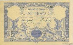 100 Francs 1882 FRANCE  1884 F.A48.04 SUP