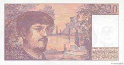 20 Francs DEBUSSY FRANCE  1981 F.66.02 SPL