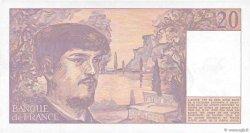 20 Francs DEBUSSY FRANCE  1986 F.66.07 pr.NEUF