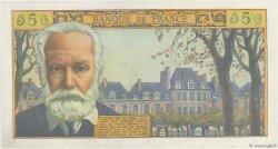 5 Nouveaux Francs VICTOR HUGO FRANCE  1959 F.56.03 SPL+
