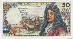 50 Francs RACINE FRANCE  1962 F.64.02 SUP