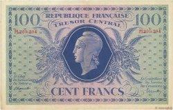 100 Francs FRANCE  1943 VF.06.01d TTB+