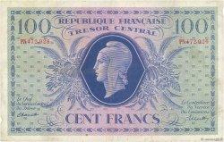 100 Francs FRANCE  1943 VF.06.01f TTB