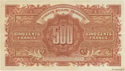 500 Francs MARIANNE FRANCE  1945 VF.11.01 pr.SUP