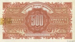 500 Francs MARIANNE FRANCE  1945 VF.11.01 TTB+