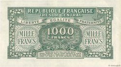 1000 Francs MARIANNE FRANCE  1945 VF.13.02 SPL