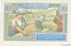 10 Francs TRÉSOR FRANÇAIS FRANCE  1947 VF.30.01 SUP