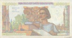 10000 Francs GÉNIE FRANÇAIS FRANCE  1952 F.50.56 SUP+