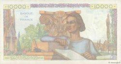 10000 Francs GÉNIE FRANÇAIS FRANCE  1952 F.50.56 SUP à SPL