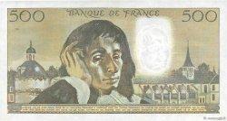500 Francs PASCAL FRANCE  1976 F.71.15 TTB+