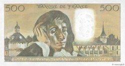 500 Francs PASCAL FRANCE  1976 F.71.15 SPL