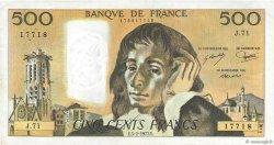 500 Francs PASCAL FRANCE  1977 F.71.16 TTB