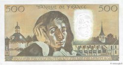 500 Francs PASCAL FRANCE  1980 F.71.21 pr.SUP