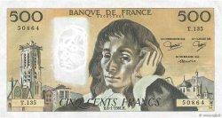 500 Francs PASCAL FRANCE  1981 F.71.23 SUP