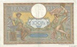 100 Francs LUC OLIVIER MERSON sans LOM FRANCE  1920 F.23.12 pr.SUP