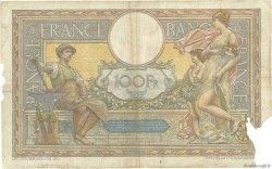 100 Francs LUC OLIVIER MERSON sans LOM FRANCE  1923 F.23.16 pr.B